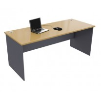 Logic Express Desk with No cable holes