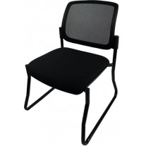 Havana Mesh Back Sled Base Chair