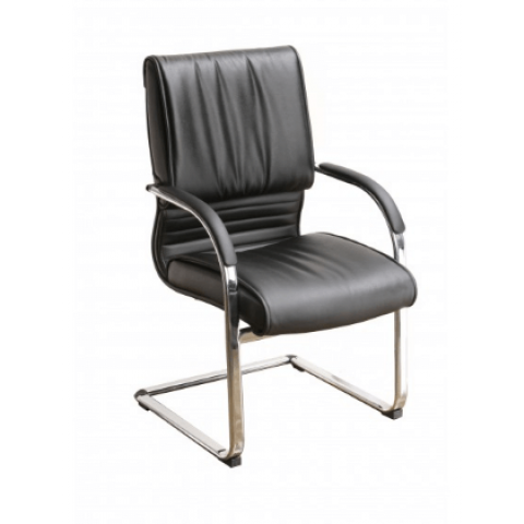 Padded Executive chair Black