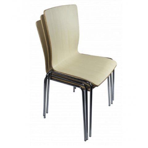 Stackable Timber chair Brisbane Gold Coast