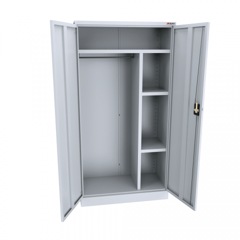 Executive Steel Cupboard lockable 10 Year Warranty Brisbane Gold Coast
