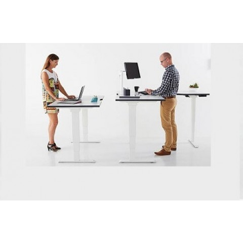 Desk workstation high quality Electric Height adjustable Queensland