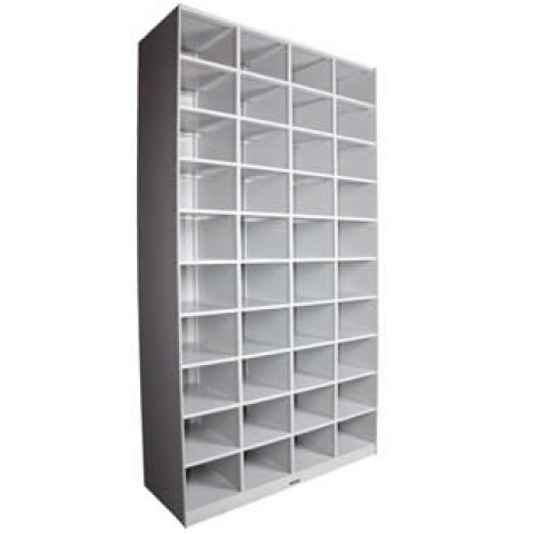 Pigeon hole Unit 40 hole - 10 Year Warranty