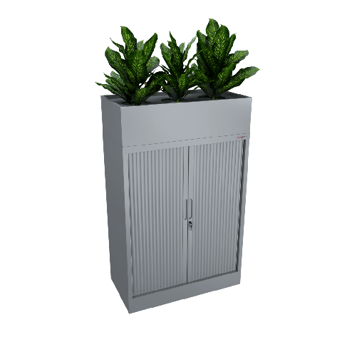 900W x1200H Tabour Silver with Planter