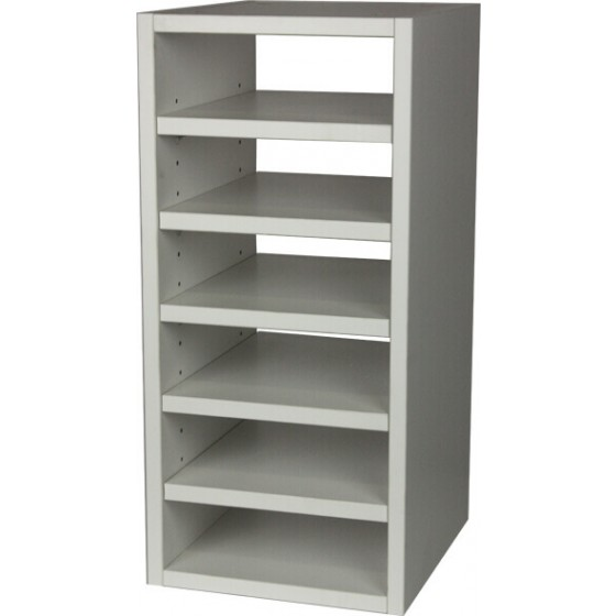 Pigeon Hole Desk Top Storage Unit