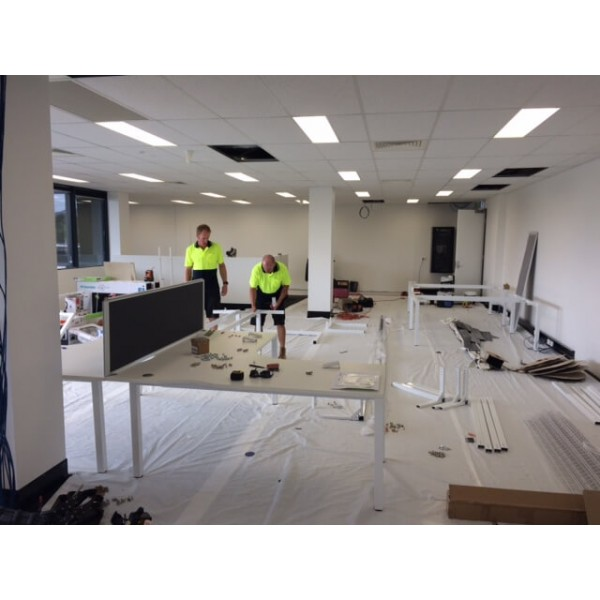 Strata Fit out Starting
