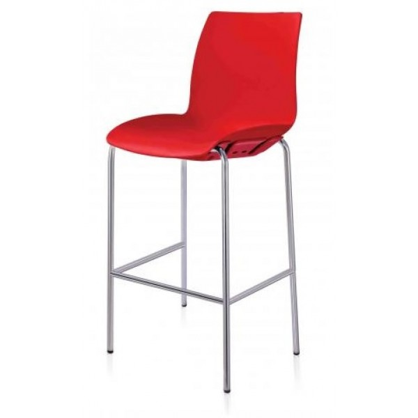Case Stool Red