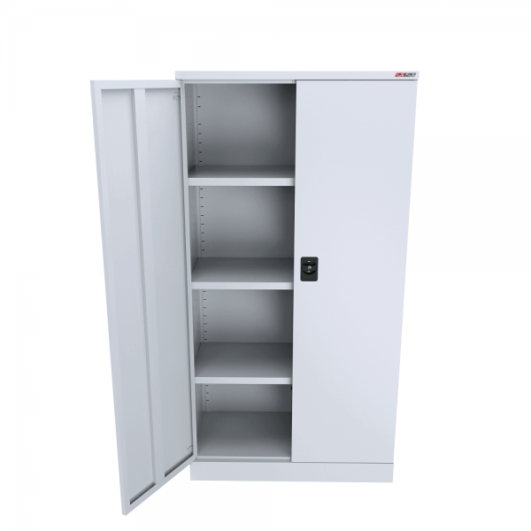 Stationary Cupboard Lockable adjustable shelves