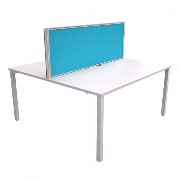 Desk Mounted Screen Aqua Logic Interiors