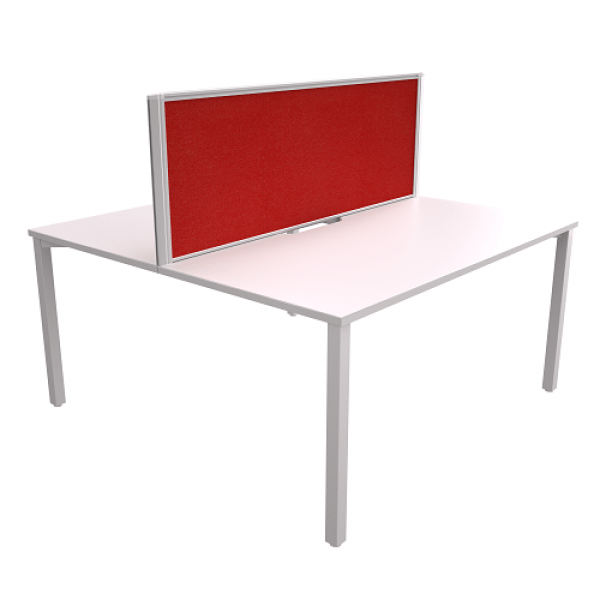 Desk Mount Screen Red