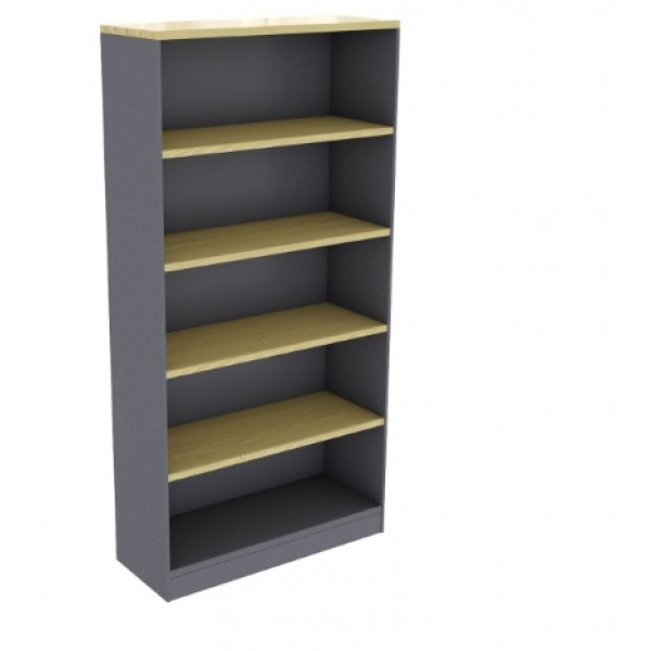 Maple Ironstone Bookcase