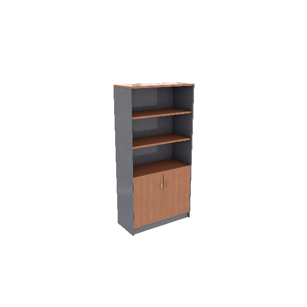 Cherry Ironstone Office Storage lockable unit