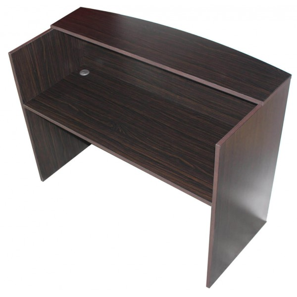 Compact reception counter quick delivery
