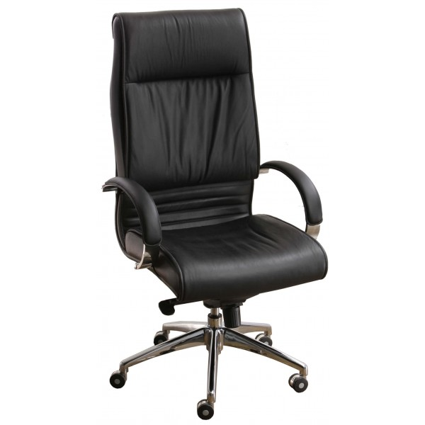 Comfortable Executive Boardroom Chair Black