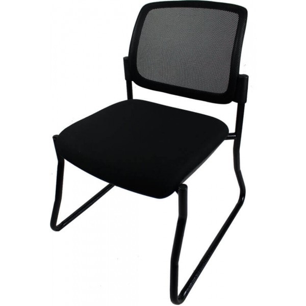Comfortable sled base quality Visitor chair Brisbane Gold Coast