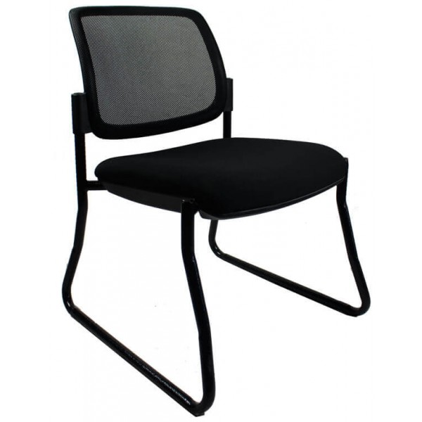 Popular Visitor chair Mesh Back Logic Interiors