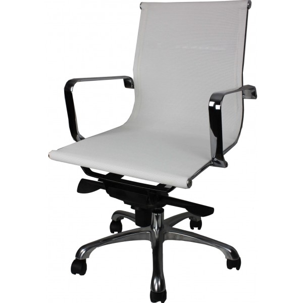 White Mesh Boardroom Executive Chair Queensland
