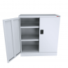 Austfile 10 Year Warranty Cupboard White