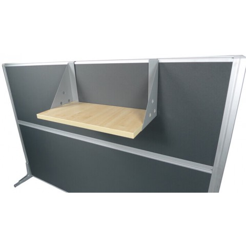 Screen Hung shelf