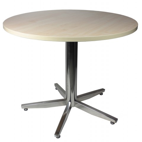 Round meeting Table Office Logic Interiors