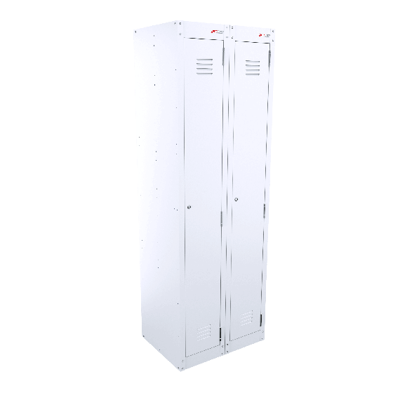 Austfile Lockers 300 Wide - 10 Year Warranty