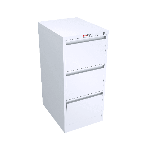 3 Draw Filing Cabinet Commercial Grade